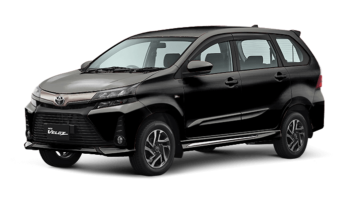 Toyota Veloz Black Metallic