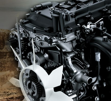 Toyota All New Hilux S Cab Performance