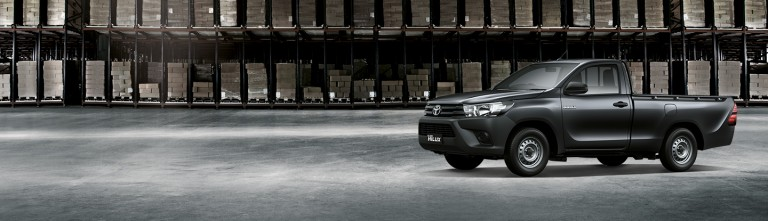 Toyota All New Hilux S Cab
