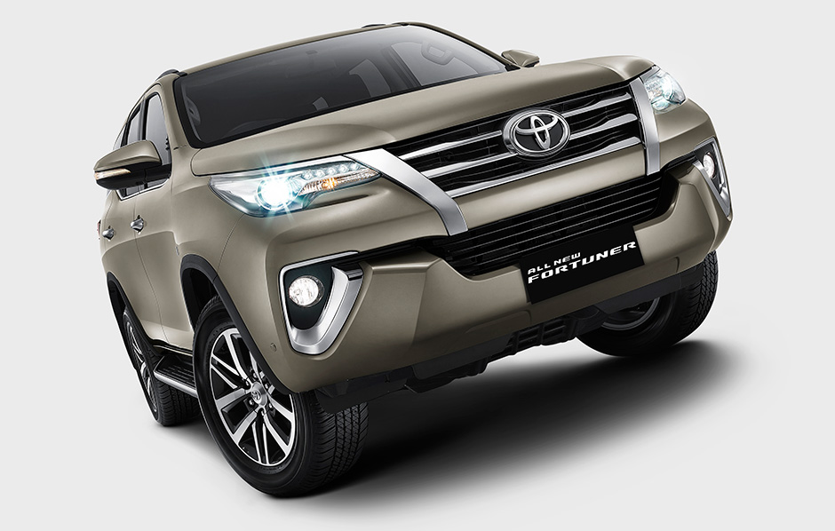 Harga Toyota All New Fortuner Toyota Fortuner 2018 Auto2000