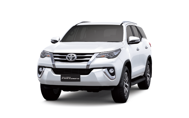 Toyota All New Fortuner Luxurious And Powerful Auto2000