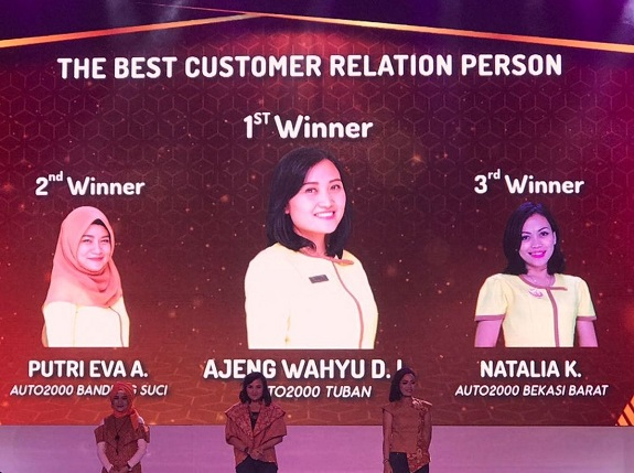The Best Customer Relation