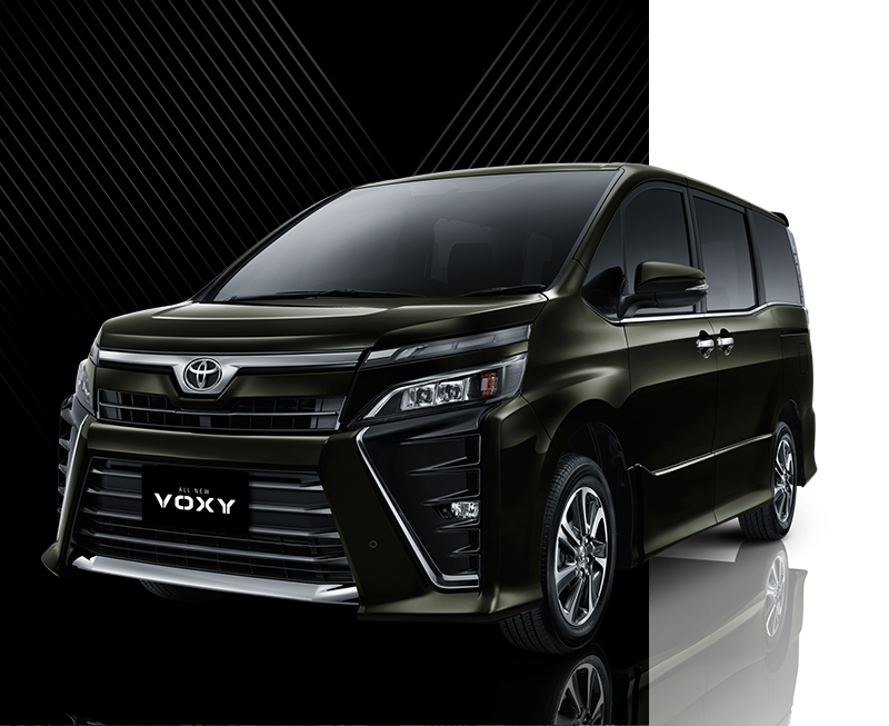 Toyota All New Voxy Exterior