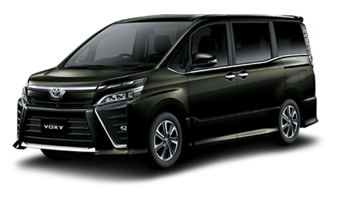 Toyota All New Voxy Inazuma Sparkling Black